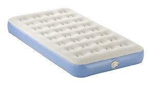 Top of the Line AeroBed Classic Inflatable Twin Size Air Bed Mattress ideas for home, camping, dorm rooms, guest bed.
