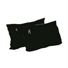Browning Camping Fleece Pillow with Buckmark