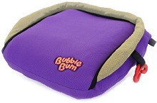 BubbleBum Inflatable Booster Seat Great for Kids Travel, Cars, SUV.