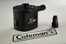 Coleman Queencot Air Mattress Pump.