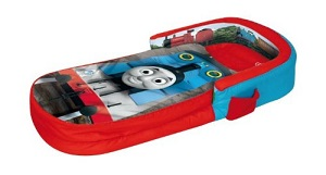 Diggin Thomas the tank readybed portable bed for kids