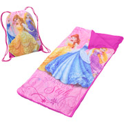 Disney Princess Sling bag Sleepover Slumber Bag Set For Girls