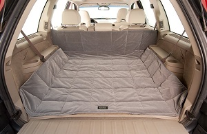 SUV cargo liner Quilted by Duragear for dog SUV Cargo Liner.