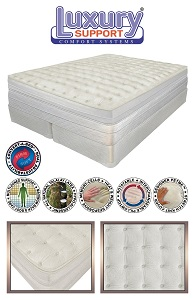 Popular King Size Elevated Inflatable Air Bed Mattress