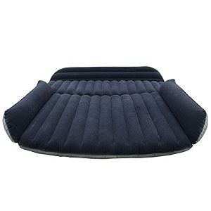 Inflatable Travel Mattress Backseat Car SUV Heavy Duty for Camping, Minivan, SUV.