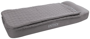 Favored Inflatable Twin Air Mattress Bed Airbeds Single