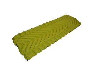 Klymit Insulated Static V Air Pad - inflatable sleeping pad