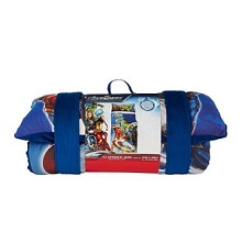 Marvel Avengers Slumber Bag, great for sleepovers.