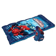 Marvel Ultimate Spider-man Sleeping Bag and Backpack Combo Set
