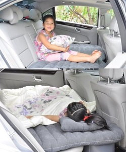 Inflatable Air Mattress Beds For Car Suv Backseat Or