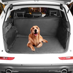 Peat Seat Cover, Beauty Star Cargo Liner Cover for SUV Car Trunk Dog Pet Muddy Gear.