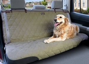 Ingenious Pet Dog Car Seat Cover Pad With Seatbelt Pet Rear Seat Cushion Mat Blanket Hammock Safe Dog Car Seat Back Protector Waterproof Seat Supports