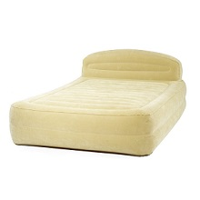 ... Mattresses with Mini and Full Headboard, Queen Headboard Air Mattress
