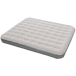 Stansport King 450 Pound Capacity Heavy Duty Size Pvc Inflatable Air Bed Mattress For