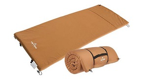 Great Inflatable Guest Air Bed Mattress On Stand With