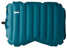 Therm-A-Rest NeoAir Camping Pillow for back and side sleepers.