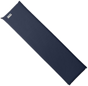 All Season Thermarest Basecamp self-inflating sleeping mattress pad, regular, large and extra large.