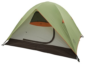 dad00306b1c ALPS Mountaineering Meramac 3 Tent with two doors and zippered windows in  the doors.
