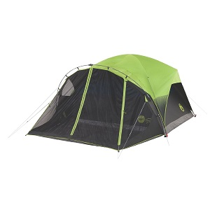 Coleman Fast Pitch Tent with Screen Room  sc 1 st  Best Inflatable Air Bed & Enjoy the Screen Porch Area of these Family Camping Tents the ...