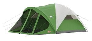 Coleman Evanston 6 Person Screened Tent