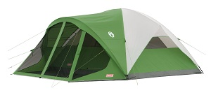 Coleman Evanston 8 Person Screened Tent