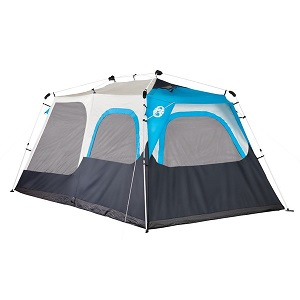 Coleman Family C&ing Instant Cabin Tent for 6 People with Mini Fly 10u0027 x  sc 1 st  Best Inflatable Air Bed & Favored 6 Person or 8 Person Family Camping Tents | 6 Berth | 6 ...