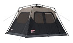 Coleman Instant Tent 6-Person with enough floor space for two queen air mattresses