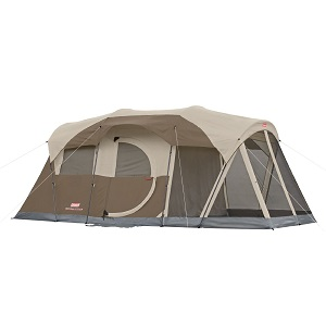 Enjoy The Screen Porch Area Of These Family Camping Tents The