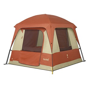 Copper Canyon 4 4-Person Straight Walled Family Cabin Tent  sc 1 st  Best Inflatable Air Bed & Favored Two Person or Four Person Family Camping Tents for 24 ...