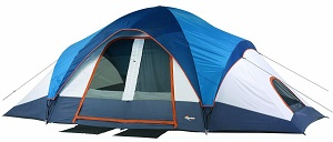 Mountain Trails Grand Pass 2-Room 9 to 10 Person Family Dome tent with room  sc 1 st  Best Inflatable Air Bed & Favored Family Camping Tents with Multi Rooms / Room Dividers and ...
