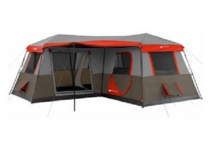Ozark Trail super large tents c&ing 12 person big family c&ing tents with large windows.  sc 1 st  Best Inflatable Air Bed & Favored Large and Extra Large Family Camping Tents for 10 Persons ...