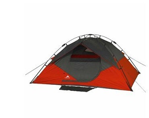 Favored Family Camping Tents With Electricity Access Port
