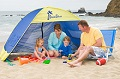Shade Shack Instant Pop Up Family Beach Tent and Sun Shelter for Adults and Kids