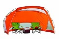 Texsport Large Sport/Beach Shelter Tent in Bright Orange