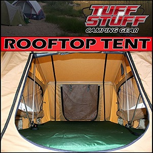 Tuff Stuff Overland Car Top C&ing Tents & Favored Truck and SUV CUV Camping Tents Minivan Tents SUV Tent ...