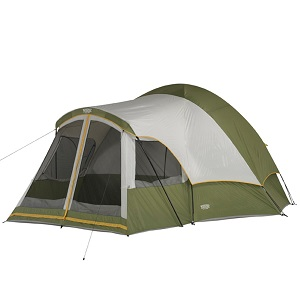 Wenzel Grandview Dome Tent with Screen Room 5 Windows Mesh Roof Rainfly  sc 1 st  Best Inflatable Air Bed & Enjoy the Screen Porch Area of these Family Camping Tents the ...
