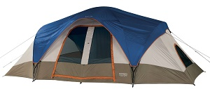 Wenzel Great Basin 9-Person 2 room Dome Tent that Sleeps up to nine c&ers  sc 1 st  Best Inflatable Air Bed & Favored 6 Person or 8 Person Family Camping Tents | 6 Berth | 6 ...