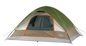 Favored Family Camping Tents With Two Doors Hinged And