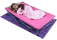 Regalo My Cot Portable Toddler Travel Sleep Bed.